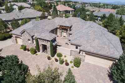 Reno Single Family Home For Sale: 4075 Quail Rock