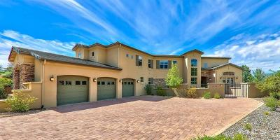 Reno Single Family Home For Sale: 1855 Dove Mountain Ct