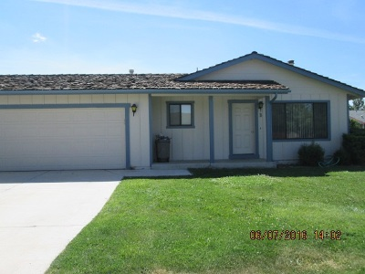 Gardnerville Multi Family Home Active/Pending-Loan: 770 Wheeler Way