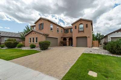 Reno Single Family Home For Sale: 320 Teramo