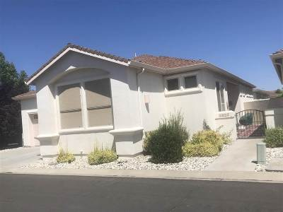 Carson City Single Family Home Active/Pending-House: 1032 Gambrel Drive