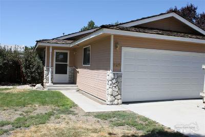 Yerington NV Single Family Home For Sale: $179,000