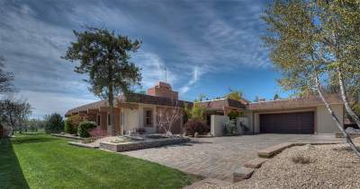Reno Single Family Home For Sale: 1730 Manzanita Lane