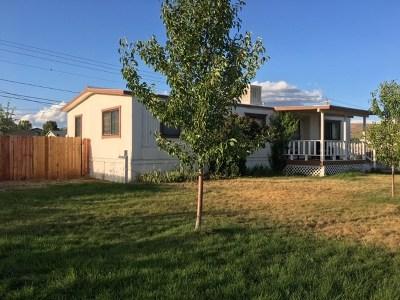 Reno Manufactured Home For Sale: 17745 Blackbird