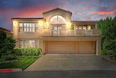 Reno Single Family Home For Sale: 3125 Villa Marbella Circle