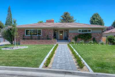 Reno Single Family Home For Sale: 120 Crestview