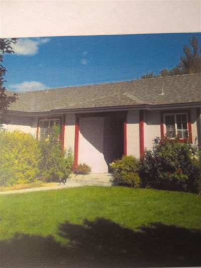 Fernley Single Family Home Auction: 528 Summer