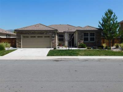 Sparks Single Family Home Active/Pending-Loan: 6682 Lilac Dawn Dr.