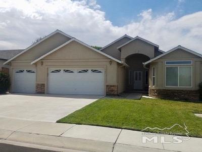 Fernley Single Family Home For Sale: 145 Desert Lakes Drive