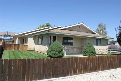 Yerington NV Single Family Home For Sale: $279,000