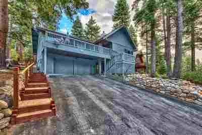 Incline Village Single Family Home For Sale: 710 Golfers Pass