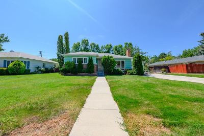 Washoe County Single Family Home Active/Pending-House: 1720 Allen St