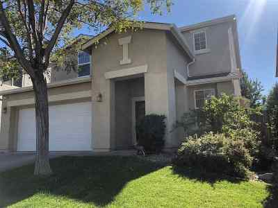 Washoe County Single Family Home For Sale: 1170 Silver Crest Circle