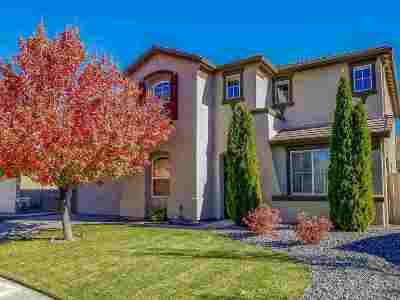 Reno Single Family Home For Sale: 10690 Summer Glen Drive