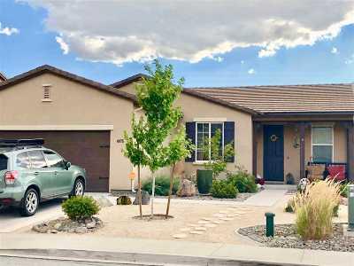 Sparks NV Single Family Home New: $373,000