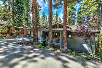 Incline Village Single Family Home For Sale