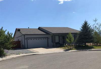 Reno Single Family Home Active/Pending-Loan: 17654 Mayfield Court