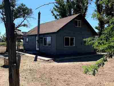 Yerington NV Single Family Home For Sale: $179,995