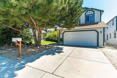 Reno Single Family Home New: 3080 S. Cottage Lane