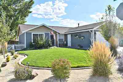 Fernley Single Family Home Active/Pending-Call: 335 Wildrose Drive