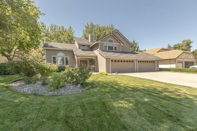 Reno Single Family Home For Sale: 700 W Patriot Blvd.