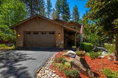 Zephyr Cove NV Single Family Home New: $2,395,000