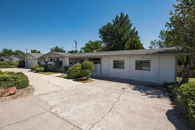 Washoe County Single Family Home For Sale: 4190 Lakeside Drive
