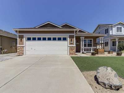 Reno Single Family Home Active/Pending-House: 2011 Brittany Meadows Dr.
