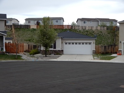 Reno Single Family Home New: 7570 Silverkist