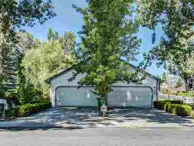 Carson City Multi Family Home For Sale: 504 S Minnesota