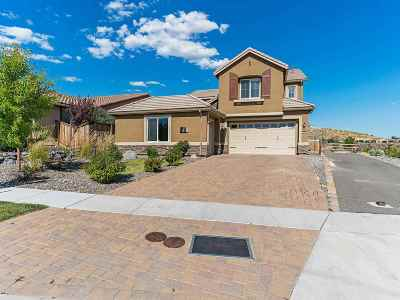 Reno Single Family Home For Sale: 1610 Elk Run Trail