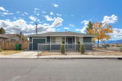 Carson City Multi Family Home Active/Pending-Call: 1303 Airport