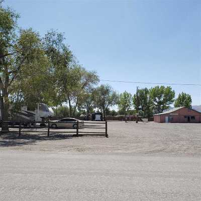 Battle Mountain Commercial For Sale: 280 290 N 2nd Street