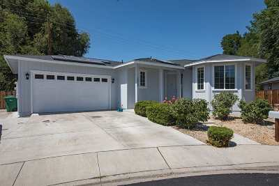Sparks Single Family Home For Sale: 1217 Ian Court