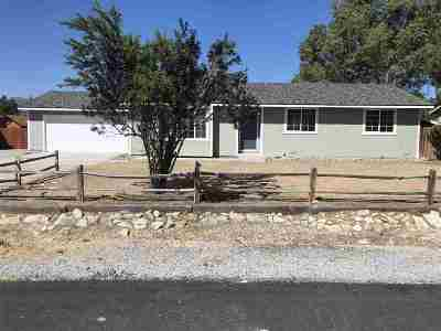 Reno Single Family Home New: 3865 Snipe