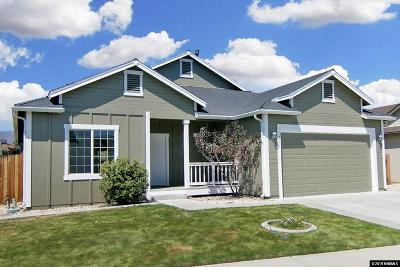Reno Single Family Home New: 7615 Creek Canyon