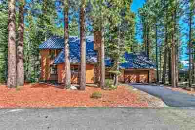 Incline Village Single Family Home New: 981 Galaxy Way