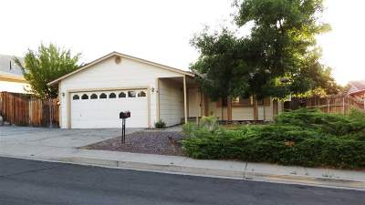 Reno Single Family Home New: 8615 Corrigan Way