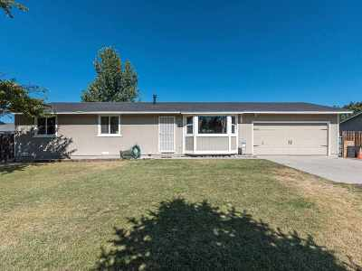 Reno Single Family Home New: 3455 Gull Street