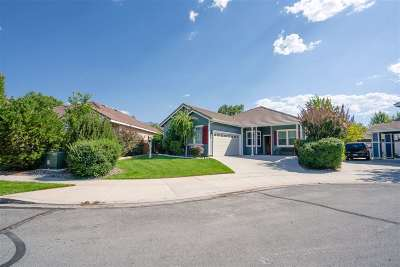 Washoe County Single Family Home Active/Pending-Loan: 2619 Chaucer Street