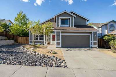 Washoe County Single Family Home For Sale: 5217 Simons