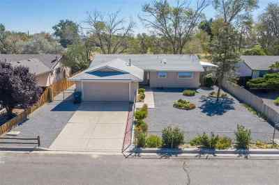 Fernley Single Family Home Active/Pending-Call: 530 Fargo