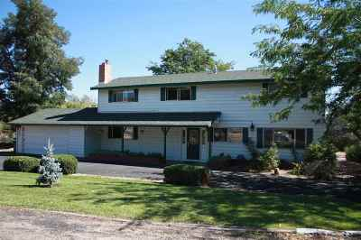 Carson City Single Family Home New: 549 Ruby Lane