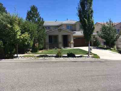 Washoe County Single Family Home New: 7390 Hunter Glen Dr.