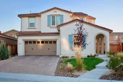 Reno Single Family Home For Sale: 2036 Long Meadow Dr.