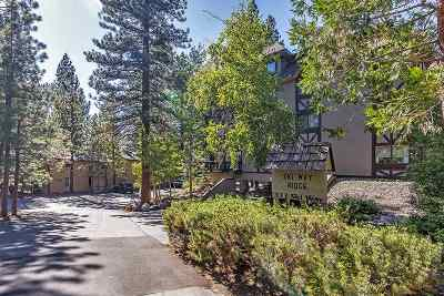Washoe County Condo/Townhouse New: 333 Ski Way #260
