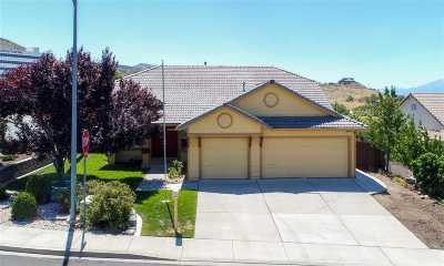 Sparks Single Family Home Active/Pending-Loan: 2385 Primio Way