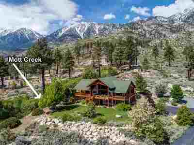 Gardnerville Single Family Home Active/Pending-Loan: 155 Tambourine Ranch Rd