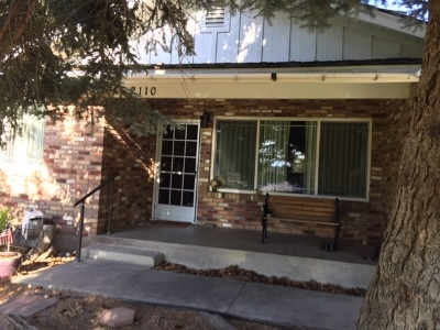 Washoe County Single Family Home New: 2110 Piping Rock Drive