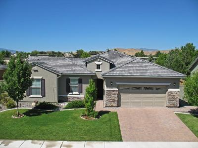 Washoe County Single Family Home New: 4821 Ravello Drive